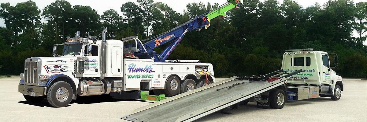S&J Tow Company Humble